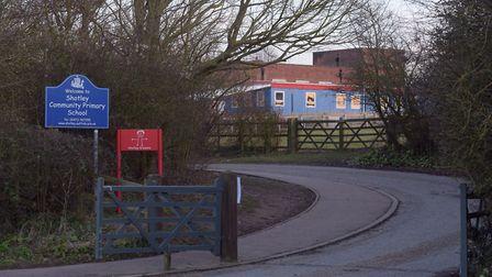 Shotley Community Primary School is being converted to an academy. Picture: SARAH LUCY BROWN