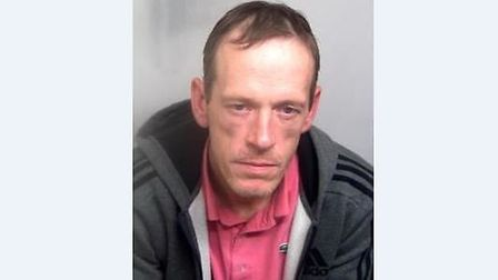 Solomon Loveridge, 42, of Yeldham Road, Ridgewell, has been jailed for two years and 10 ten months a