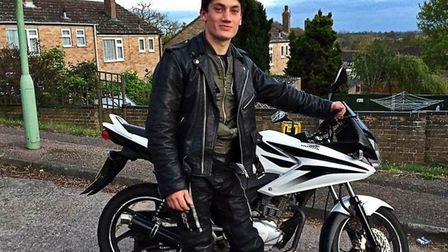 The family of Jake Page, 19, have paid tribute to him after he was killed crash in Sudbury. Picture: