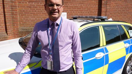 Adam Pipe has been appointed head of roads policing. Picture: ARCHANT