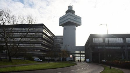 The economic growth plan aims to capitalise on the work at BT Adastral Park. Picture: LUCY TAYLOR