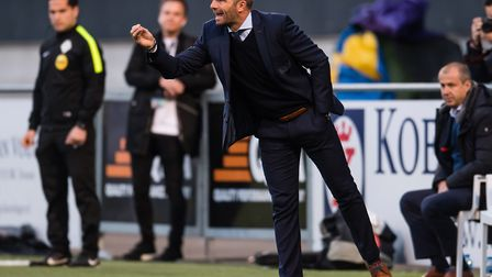 Maurice Steijn has kept VVV Venlo in the Dutch football's top-flight against all odds. Photo: PA
