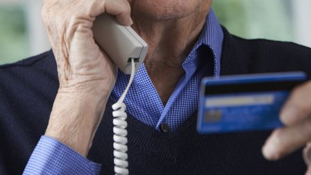 Police are warning of a telephone scam. Picutre: GETTY IMAGES