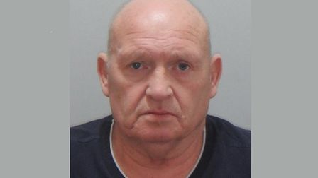 Sex offender Leslie Bryan has been jailed. Picture: ESSEX POLICE