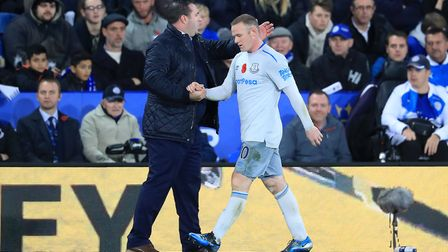 David Unsworth had eight games as Everton's caretaker manager earlier this season working with the l