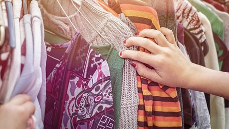 Charity shops have plenty to offer the thrifty. Picture: THINKSTOCKPHOTOS