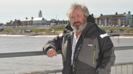 Campaigner David Beavan, pictured in Southwold, has highlighted a tax loophole he says is costing co