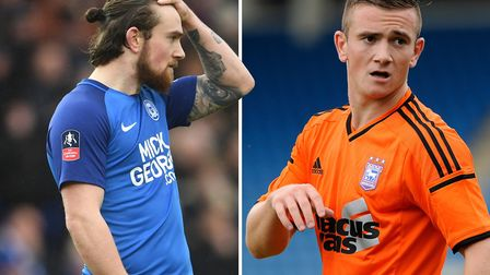 Jack Marriott has scored 26 goals for Peterborough this season after leaving Ipswich in 2015. Pictur