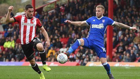 Ipswich Town midfielder Luke Hyam feels outgoing manager Mick McCarthy should be shown more respect