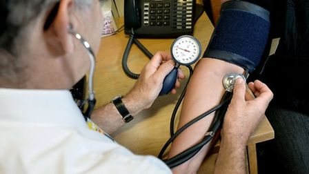 Welcome packages are being offered to attract doctors and nurses to NSFT. Picture: ANTHONY DEVLIN/PA