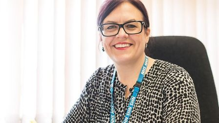 Dawn Collins, NSFT interim director of nursing, quality and patient safety. Picture: NSFT
