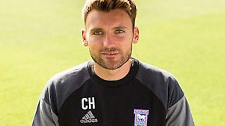 Chris Hogg is a former academy defender who left and played 150 games for Hibernian in Scotland . Pi
