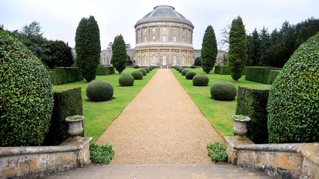 Ickworth House. Picture: GREGG BROWN