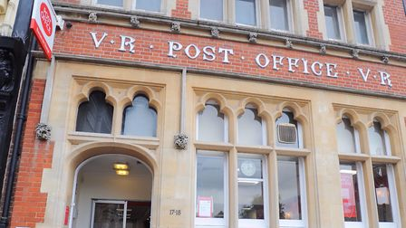 Vox pop at Bury St Edmunds Post Office. To go with story about excessive queuing.
