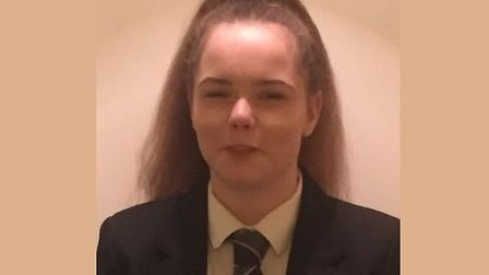 Sophia Harvey, 12, has been reported missing from her home in Chelmsford. Picture: ESSEX POLICE