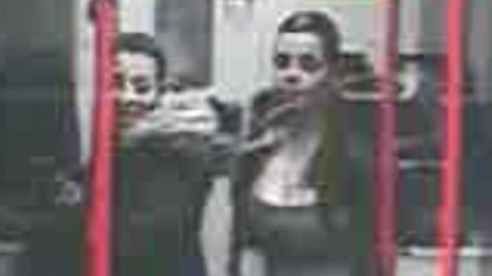Police want to speak to these two women after an alleged assault on a train between Colchester and H