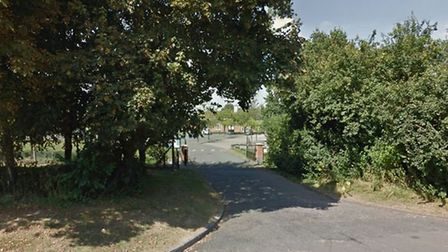 Travellers are reported to have arrived at Marks Tey Village Hall. Picture: GOOGLE
