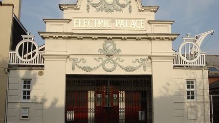 Electric Palace Cinema in Harwich, Essex. Picture: NICHOLAS JACOB ARCHITECTS