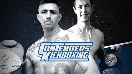 The first-ever Contenders Kickboxing show will be held in Norwich this weekend. Picture: CONTENDERS