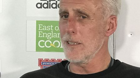Mick McCarthy has said he will offer Marcus Evans his opinion on who will replace him as Ipswich man
