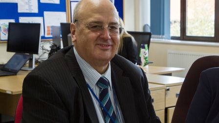 Nick Gowrley, leader of Mid Suffolk District Council, has encouraged residents to share their ideas.