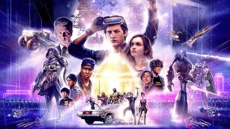 Ready Player One. Image: WARNER BROS ENTERTAINMENT