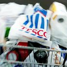 Tesco is expected to report increased profits Photo: Gareth Fuller/PA