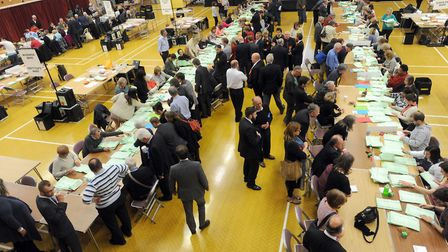 In 2016 the elections at Colchester left no single party in control. Picture: PHIL MORLEY