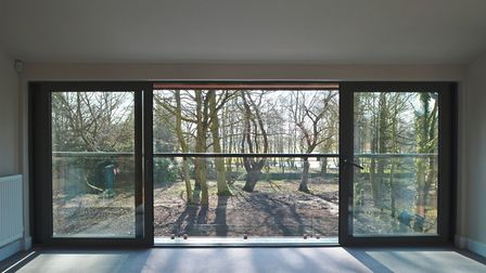One of the views from the home. Picture: BEDFORDS