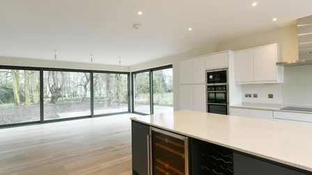 This property is great for family living. Picture: BEDFORDS