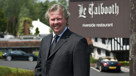 Paul Milsom is backing the campaign. Picture: MILSOM HOTELS AND RESTAURANTS