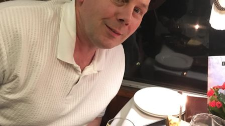 The extra little touches really finished the trip. Dad was presented with a plate of tasty treats fo