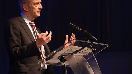 Colchester and Ipswich hospitals chairman David White says demand is increasing. Picture: PAGEPIX