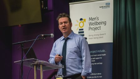 Dr John Barry, one of the founders of the Male Psychology Network, will be speaking about how to tac