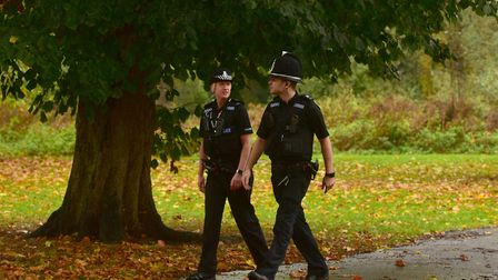 Essex Police are warning against rogue traders. Picture: SARAH LUCY BROWN