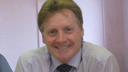 Peter Richardson, CAS chief executive, is one of the key speakers at the Suffolk Volunteering Confer