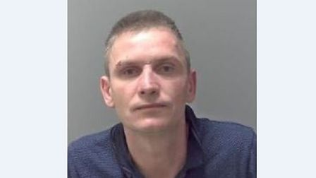 Police are searching for missing Pawal Kolataj, 34, from Haverhill. Picture: SUFFOLK POLICE