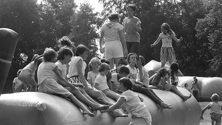 Did you attend the Great Ipswich Play Day in 1984? Picture: RICHARD SNASDELL