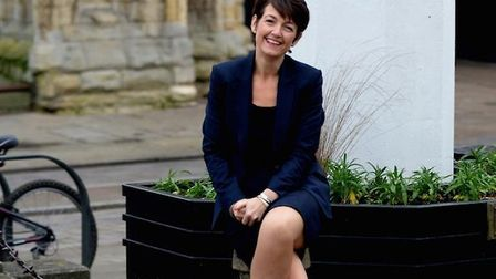 """Bury St Edmunds MP Jo Churchill has said she """"profoundly disagrees"""" with comments made by Lord Tebbi"""