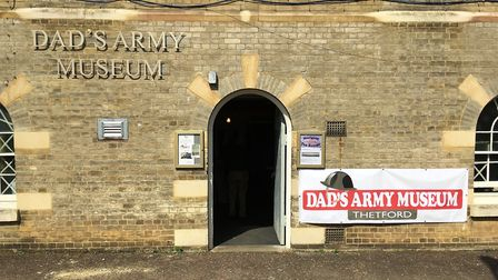 The Dads Army Museum at Thetford. Picture: PAUL GEATER