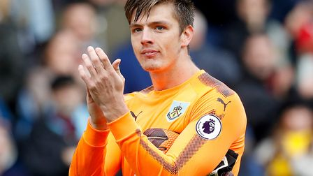 Nick Pope has been named in the England squad for this summer's World Cup in Russia. Picture: PA
