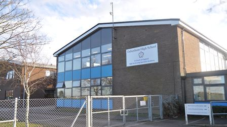 Debenham High School is among the projects to have been awarded funding. Picture: SARAH LUCY BROWN
