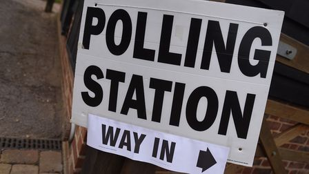Polling stations are opening in Leiston (stock image). Picture: GREGG BROWN
