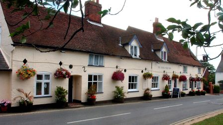 The Kings Head, Orford. Picture: RICHARD SNASDELL