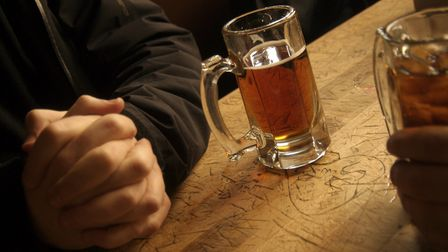 Enjoying a beer is part of the pub quiz atmosphere. Picture: GETTY IMAGES/ISTOCKPHOTO