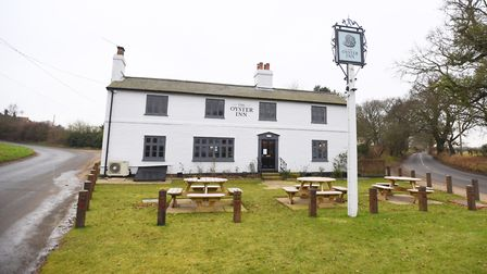 The Butley Oyster. Picture: GREGG BROWN