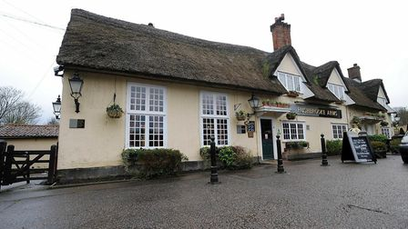 The Rushbrooke Arms in Sicklesmere. Picture: PHIL MORLEY