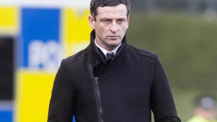 Jack Ross remains the favourite with the bookmakers as Ipswich Town search for a new manager Picture