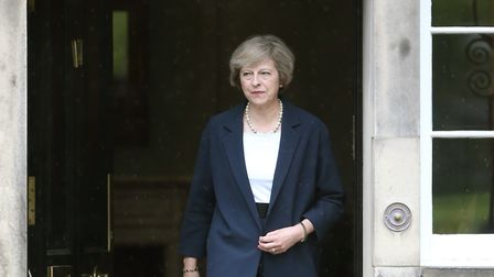 Prime Minister Theresa May will attend the service. Picture: ANDREW MILLIGAN/PA WIRE