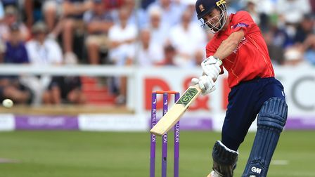 Essex's Ryan ten Doeschate takes his team to Hampshire. Picture: PA SPORT